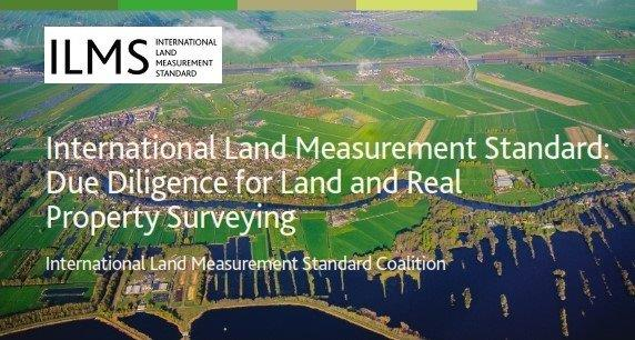 International Land Measurement Standards published